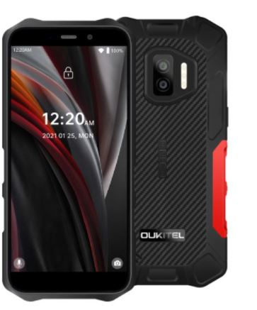 #Smartphone Oukitel WP12Pro 4/64 DS Red