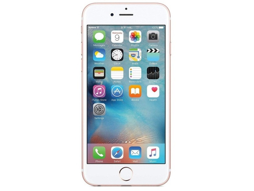 Smartfon Apple iPhone 6S Plus 64GB Rose Gold RM-IP6SP-64/PK Bluetooth WiFi NFC GPS 3G LTE 64GB iOS 9 Remade/Odnowiony Rose Gold