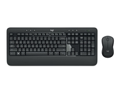 ZESTAW LOGITECH MK540 ADVANCED USB BLACK - 920-008685