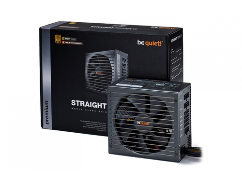 BE QUIET! STRAIGHT POWER 10 CM MODULARNY 80+ GOLD 500W - BN234