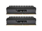 Patriot Viper 4 Blackout 2x8GB 4400MHz CL18 XMP2 - PVB416G440C8K