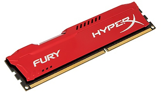 #Pamięć RAM Kingston HyperX FURY DDR3 1866 MHz 8GB CL10