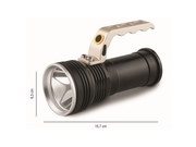 LIBOX LATARKA AKUMULATOROWA LED CREE XP-E LB0108