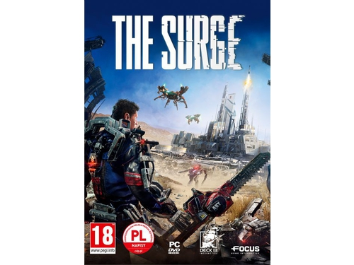 Gra PC The Surge