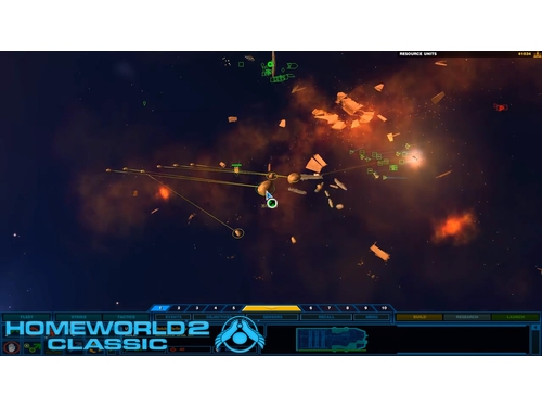 Gra wersja cyfrowa Homeworld Remastered Collection E42528