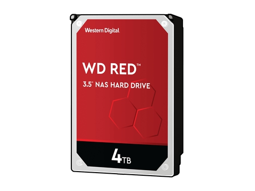 HDD WD RED 4TB WD40EFAX SATA