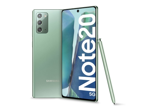 Samsung Galaxy Note 20 8/256GB 5G N981F Green