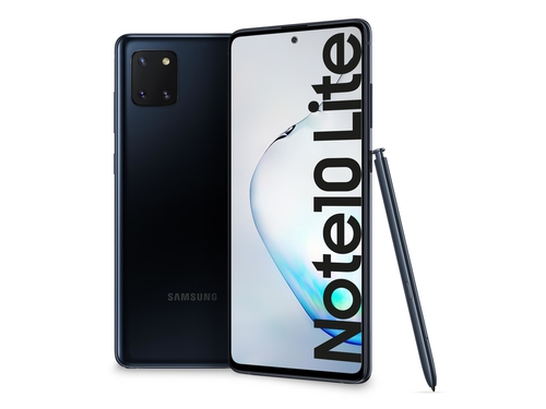 "Smartfon Samsung Galaxy Note 10 Lite 6/128GB 6.7"" Super AMOLED Dual-SIM 4G Aura Black"