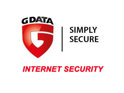 G Data Internet Security ESD 3PC - 82265