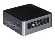 Zestaw NUC Intel NUC BOXNUC6CAYSAJ 950796 USFF Celeron J3455 Intel HD 2GB DDR3 SO-DIMM eMMC 32GB Win10
