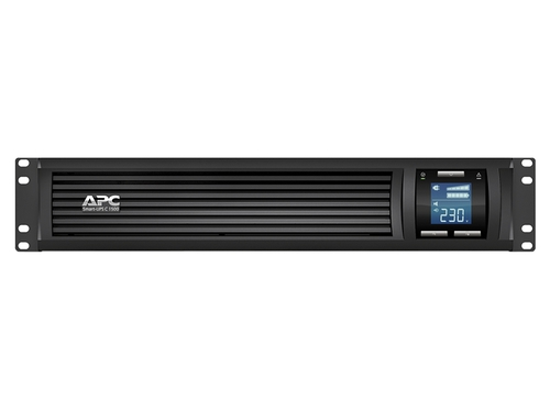 APC Smart-UPS C 1500VA 2U Rack mountable LCD 230V - SMC1500I-2U
