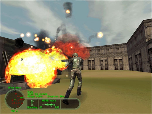 Gra PC Delta Force: Land Warrior wersja cyfrowa