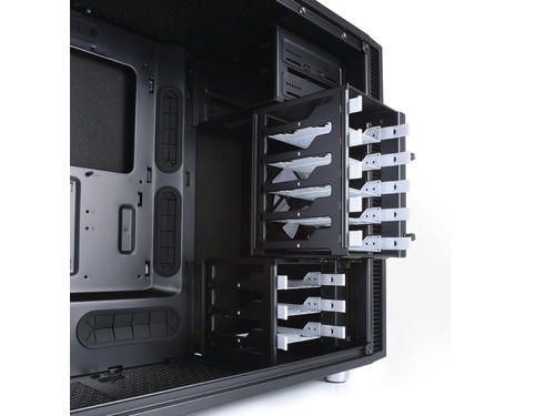 OBUDOWA FRACTAL DESIGN DEFINE R5 USB 3.0 czarna (windowed) - FD-CA-DEF-R5-BK-W