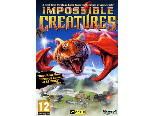 Gra PC Impossible Creatures wersja cyfrowa