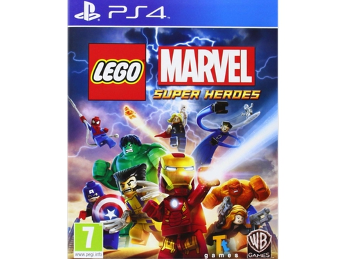 Gra PS4 Warner Bros Interactive wersja BOX LEGO Marvel Super Heroes