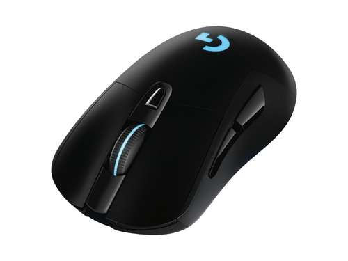 Mysz Logitech G703 LIGHTSPEED HERO Wireless - 910-005641