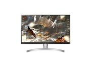 "Monitor LG 27UK650-W 27"" IPS/PLS 4K 3840x2160 DisplayPort HDMI kolor biały"