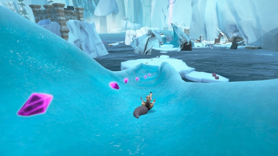#Ice Age: Scrat's nutty adventure