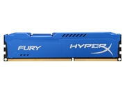 Pamięć RAM Kingston HyperX FURY DDR3 4GB 1600 MHz CL10 Niebieski - HX316C10F/4