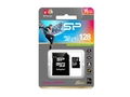 Silicon Power microSDXC Elite 128GB CL10 UHS-1 (U1) - SP128GBSTXBU1V10SP