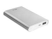 Power Bank Trust Ula Thin Metal 22822 8000mAh USB 2.0