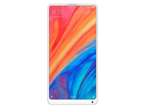 Smartfon XIAOMI Mi Mix 2S 64GB WiFi LTE GPS Bluetooth NFC DualSIM 64GB Android 8.0 kolor biały