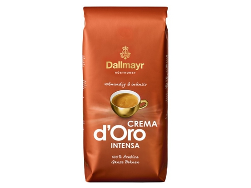 KAWA ZIARNISTA DALLMAYR CREMA INTENSA 1000G