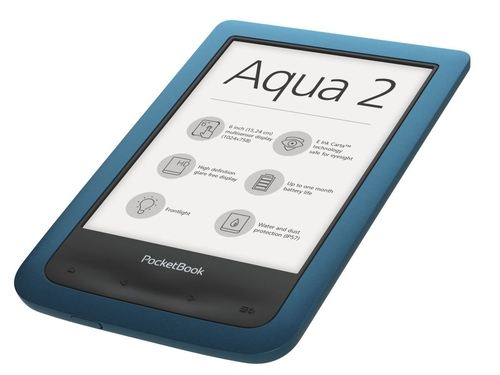 Czytnik E-book 6,0'' PocketBook 641 Aqua 2
