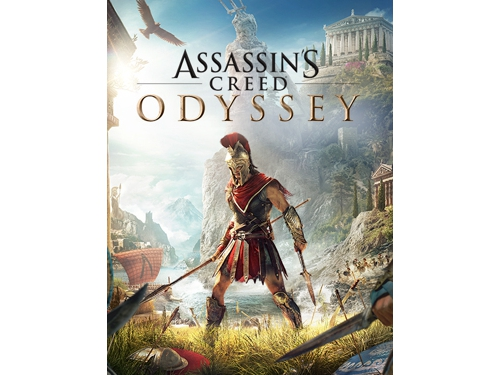 Assassin's Creed® Odyssey - Standard Edition - E47436