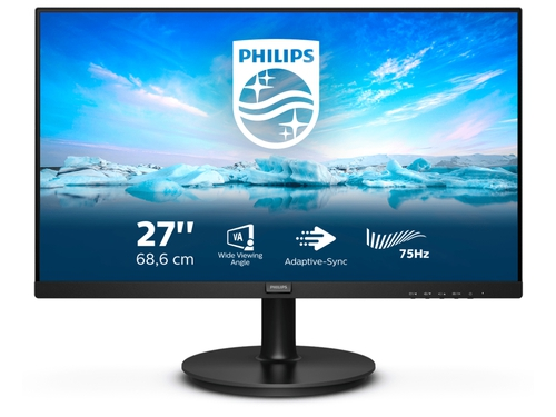 "MONITOR PHILIPS LED 27"" 272V8LA/00"