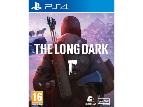Gra PS4 wersja BOX The Long Dark