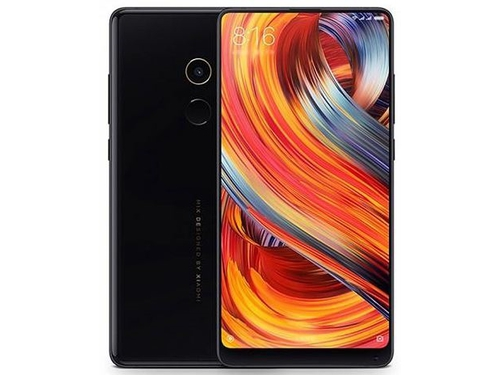 Smartfon XIAOMI Mi Mix 2 64GB WiFi Bluetooth GPS LTE NFC DualSIM 64GB Android 7.1 kolor czarny