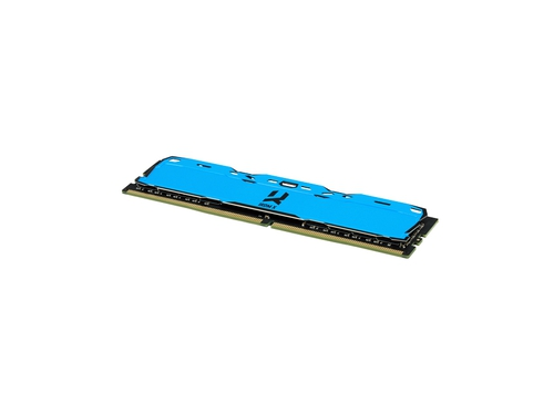GOODRAM DDR4 IRDMX 8GB 3000MHz CL16 BLUE - IR-XB3000D464L16S/8G