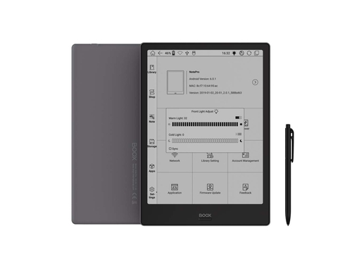 "Czytnik E-book 10,3"" ONYX Boox Note Pro Gray"
