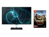 "Monitor Samsung 27"" LT27D390EW/EN +Gra PC Dying Light: The Following rozszerzenie (kod STEAM)"