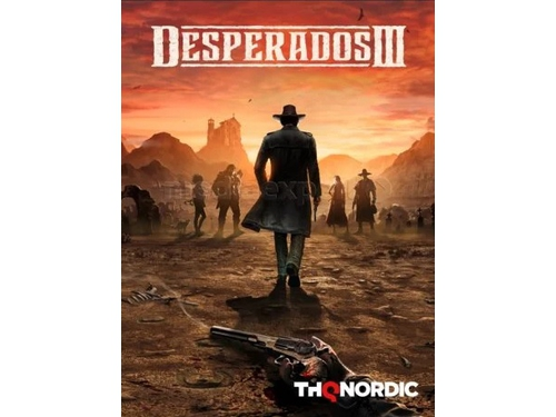 Desperados III Digital Deluxe Edition - K01573