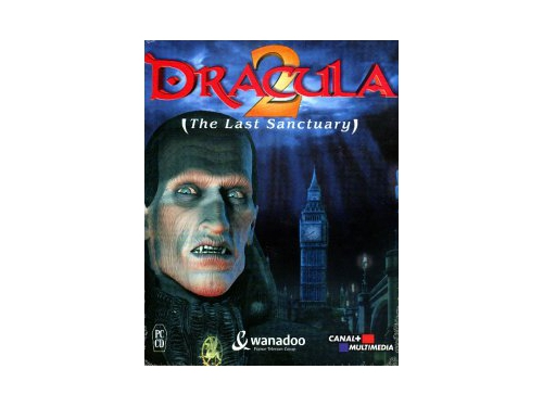 Gra PC Mac OSX Dracula 2: The Last Sanctuary (Remake) wersja cyfrowa