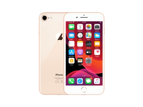 Apple iPhone 8 64GB Gold (REMADE) 2Y - RM-IP8-64/GD Remade / Odnowiony