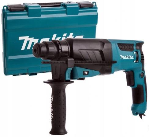 #Młotowiertarka 800W 2,4J SDS Plus MAKITA HR2630