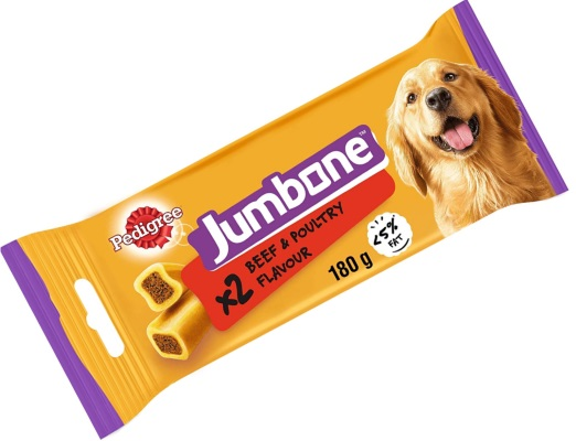 #PEDIGREE Jumbone Medium Bites 180g