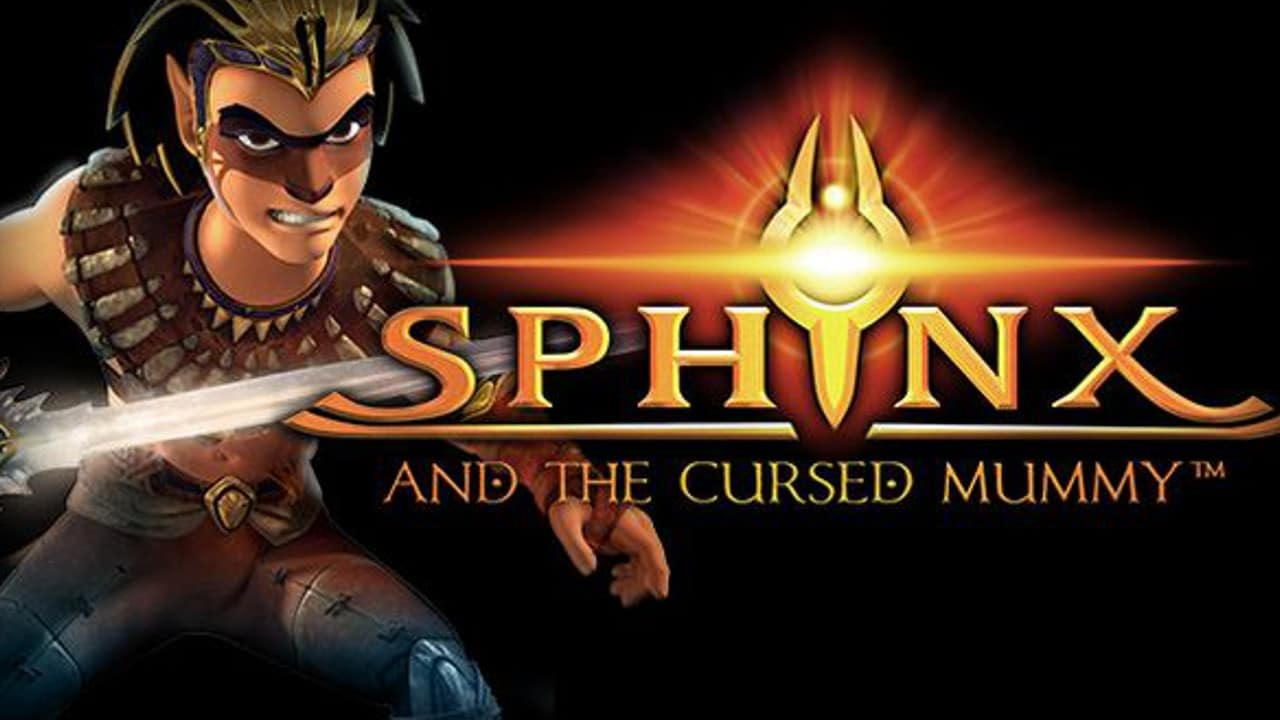 #Sphinx and the Cursed Mummy