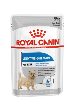 #Royal Canin Light Weight Care CCN loaf(pasztet) 85g