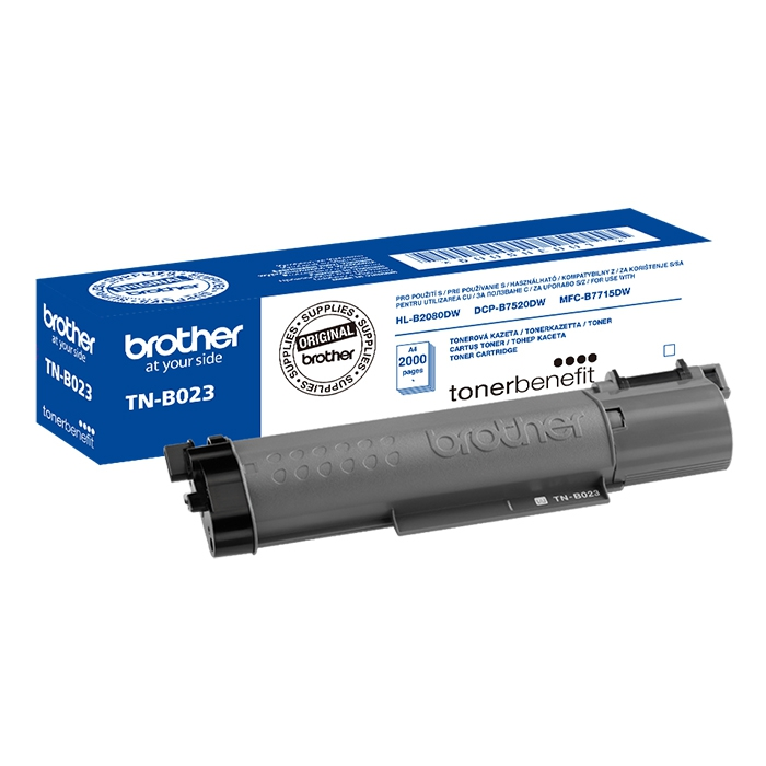 #BROTHER Toner  TNB023=TN-B023