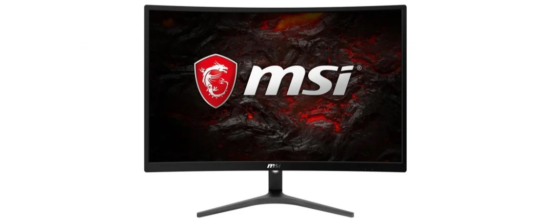#Monitor MSI Optix G241VC