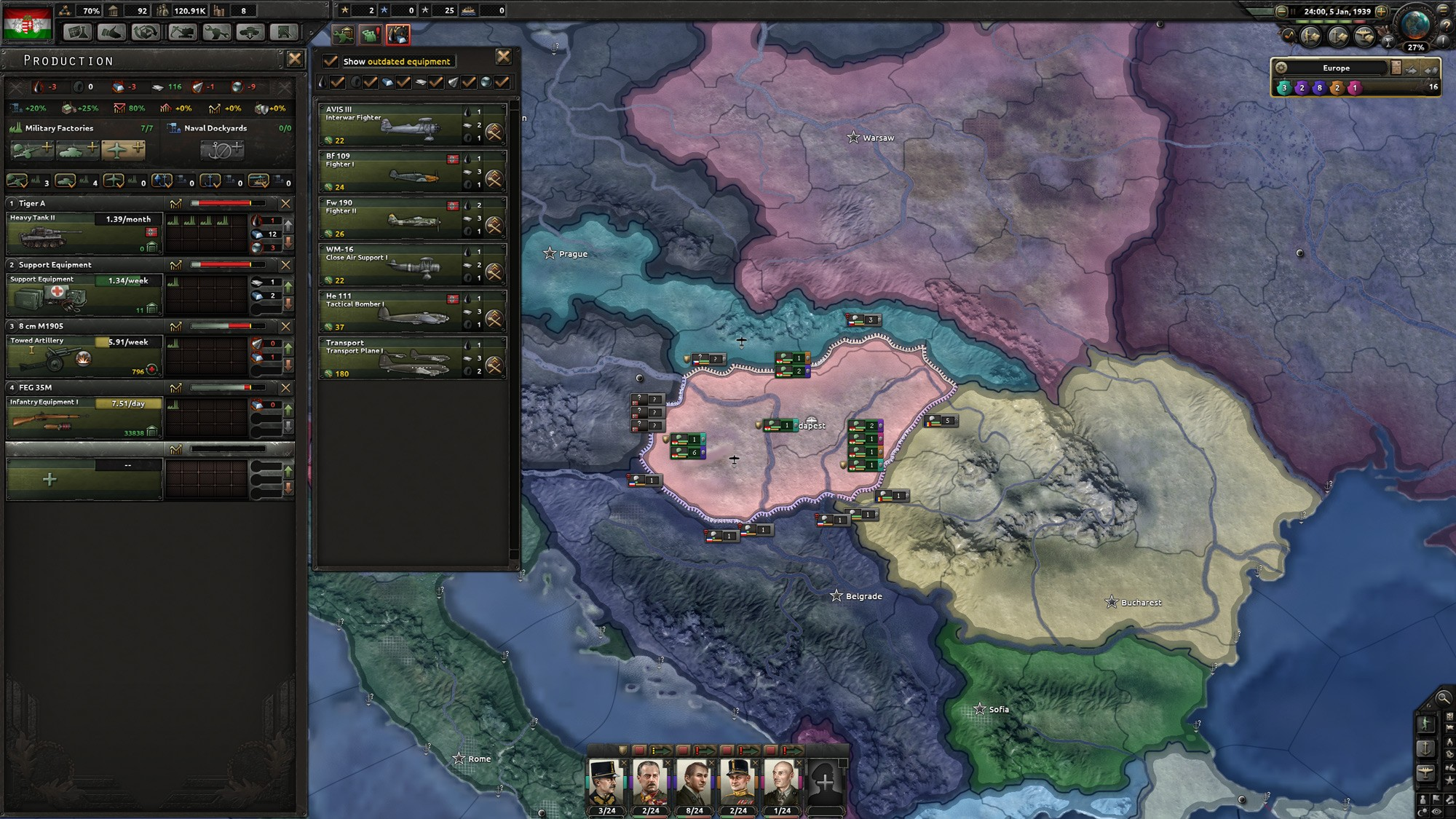#Hearts of Iron IV: Death or Dishonor - DLC