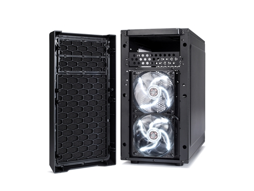 OBUDOWA FRACTAL DESIGN FOCUS G MINI BLACK WINDOW - FD-CA-FOCUS-MINI-BK-W