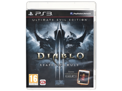 Gra PS3 Diablo 3 Ultimate Evil Edition