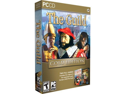 Gra PC wersja cyfrowa The Guild: Gold Edition