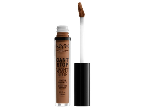 NYX CAN'T STP WON'T STOP CONCEALER-CAPUCINO