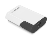 Power Bank Esperanza BOSON EMP111WK 6000mAh Bluetooth microUSB USB